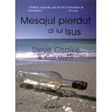 Mesajul pierdut al lui Isus